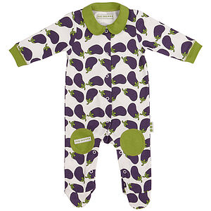 Gene Aubergine All In One - clothing
