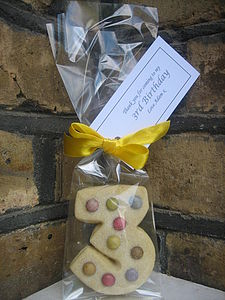 Party Bags Handmade Biscuit Shortbread