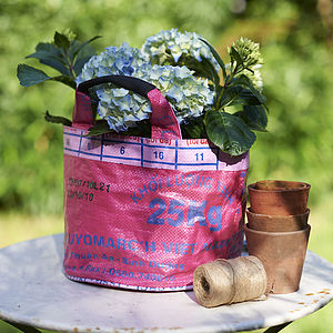 Fair Trade Recycled Trug
