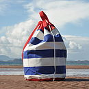 Big Drawstring Kit Bag / Beach Bag