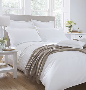 Seville Organic Cotton Sateen Bedding - baby's room
