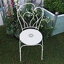 The Malvern Cafe Chair