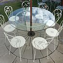 Malvern Outdoor Dining Table