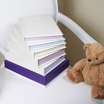 Handmade Baby Photo Album
