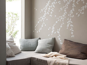 Secret Garden Wall Sticker - decorative accessories
