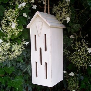 Handmade Butterfly House - birds & wildlife