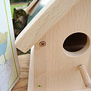 Make Your Own Wooden Nest Box Kit
