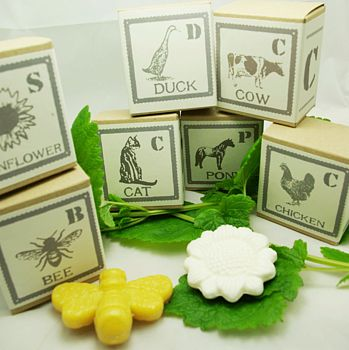 Large Boxed Farm Soap