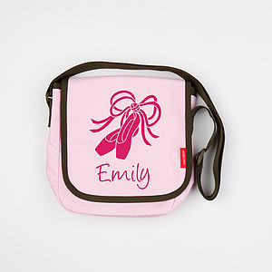Personalised Child's Ballet Shoes Bag - baby & child
