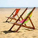 deck chairs made on the Isle of Wight