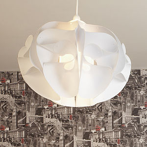 Papillion Light Shade - lamp bases & shades