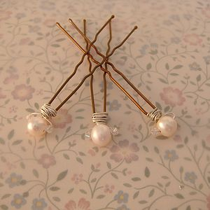 Hair Pin Set - head pieces