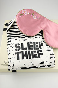 Baby And Parent 'Sleep Thief' Romper Gift Set - outfits & sets