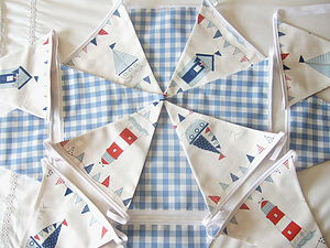 Nautical Bunting - Various Designs - children's parties