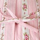 Gingham, Dotty & Rosebud Cushion Covers