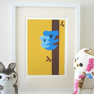 Adore - New Baby Print - posters & prints for children