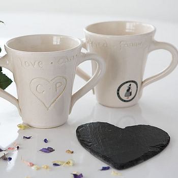 Earthenware Loving Cup