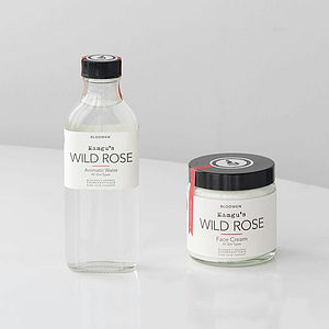 Wild Rose Face Skincare Duo - skin care sets