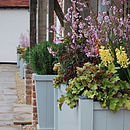 Painted Garden Planter, Sarratt Range