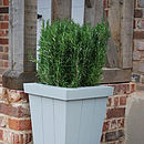 Painted Garden Planter, Chorleywood Range