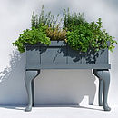 Heronsgate Planter. Long Length/Long Legs