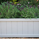 Painted Garden Planter, Flaunden Range