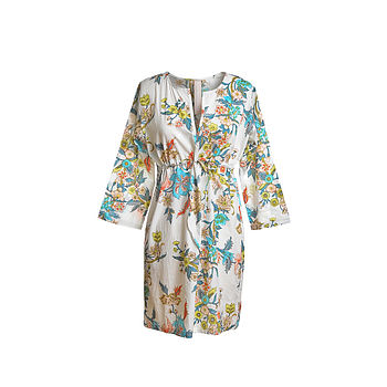 Beckoning Creatures Tunic Dress