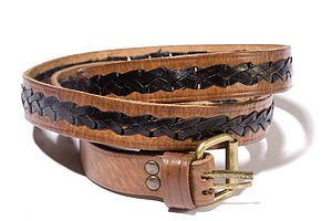 Genuine Leather Kadijah Belt - view all sale items