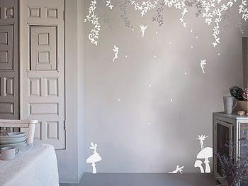 Enchanted Fairy Wall Stickers