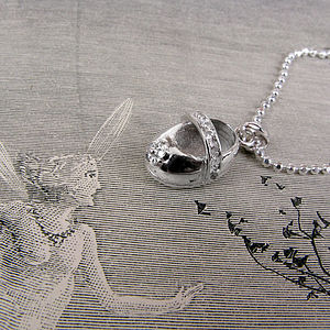Sterling Silver Children's Bootie Necklace - view all sale items