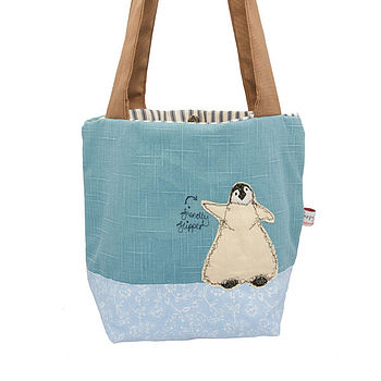 Handbag: Penguin
