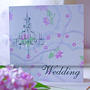 Sparkly Wedding Cards