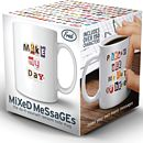 Personalised Ransom Note Mug