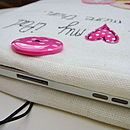 'I Love My ⅰPad More Than…' Case For ⅰPad