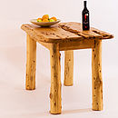 Rustic Handmade Wooden Dining Table