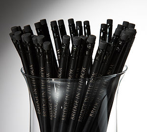 Black Pencil For Card Games