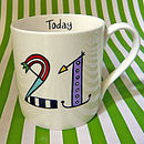 Special Age Birthday Mugs