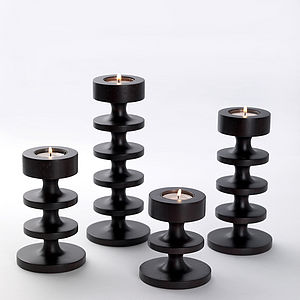Flare Candleholder - candles