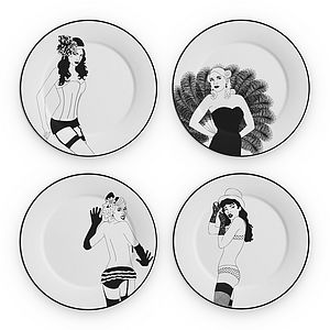 Burlesque Side Plate - shop by price