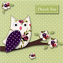 Owl Thank You