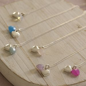 Girls Friendship Necklace