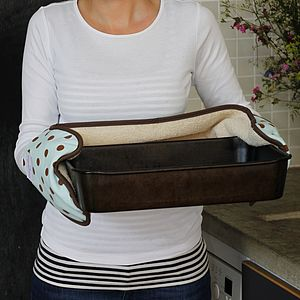 Dandy Double Oven Gloves
