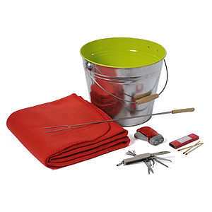 'Bucket of Fun' Great Outdoors Camping Kit