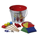 'Bucket of Fun' Old Fashioned Games Kit