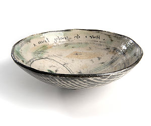 Grasping the Orient Bowl - tableware