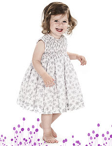 Girl's Floral Sun Dress - dresses & skirts