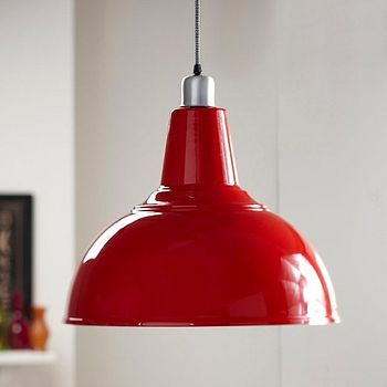Retro Kitchen Pendant Light