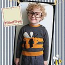Little Boy - Busy Bee Knitwear