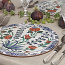 Set Of Four Iznik Design Tablemats