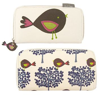 Bird Tree Wallet